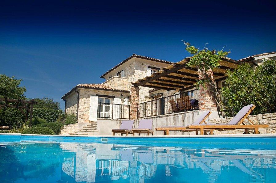 Villa in Croatia, Orbani