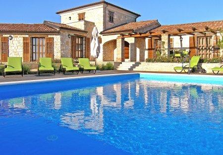 Villa in Lakovići, Croatia