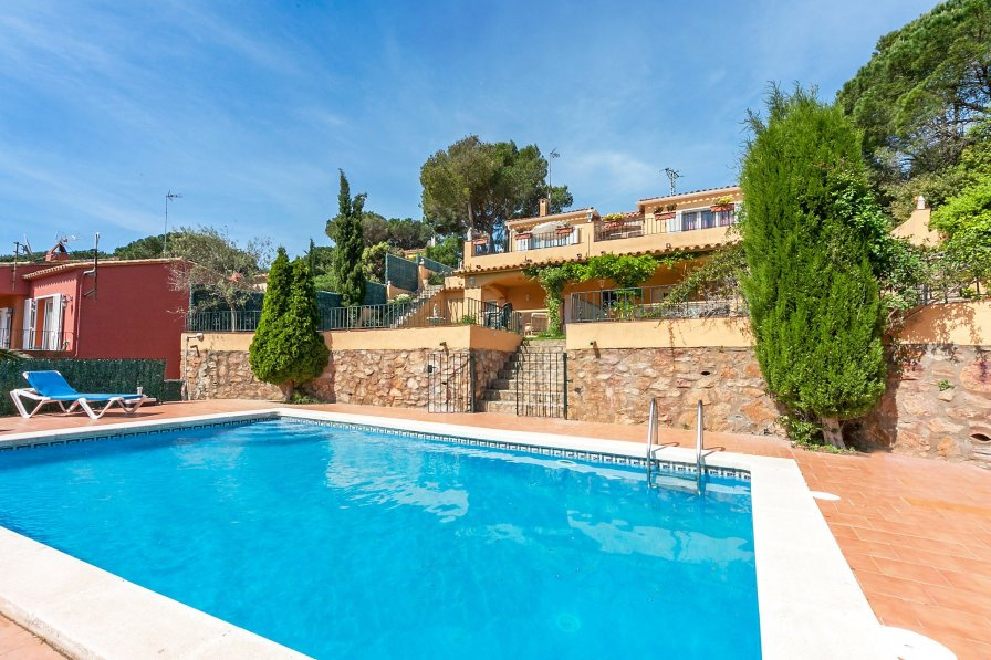 Villa in Spain, Urbanització Sa Fontansa