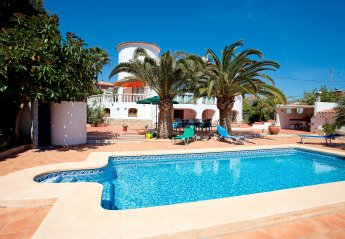 0 bedroom Villa for rent in Calpe