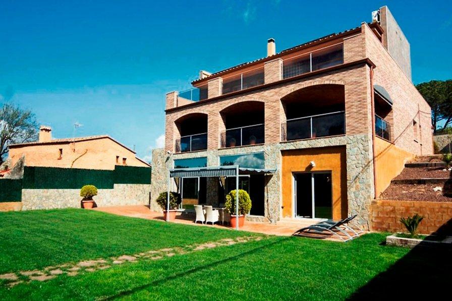Villa in Spain, Mas Altaba