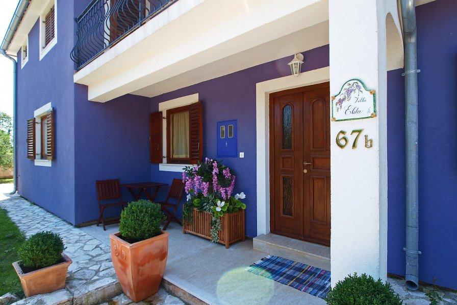 Villa in Croatia, Rakalj