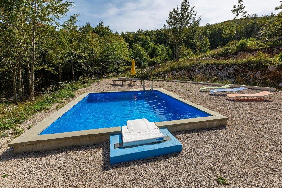 Villa in Croatia, Podbilo
