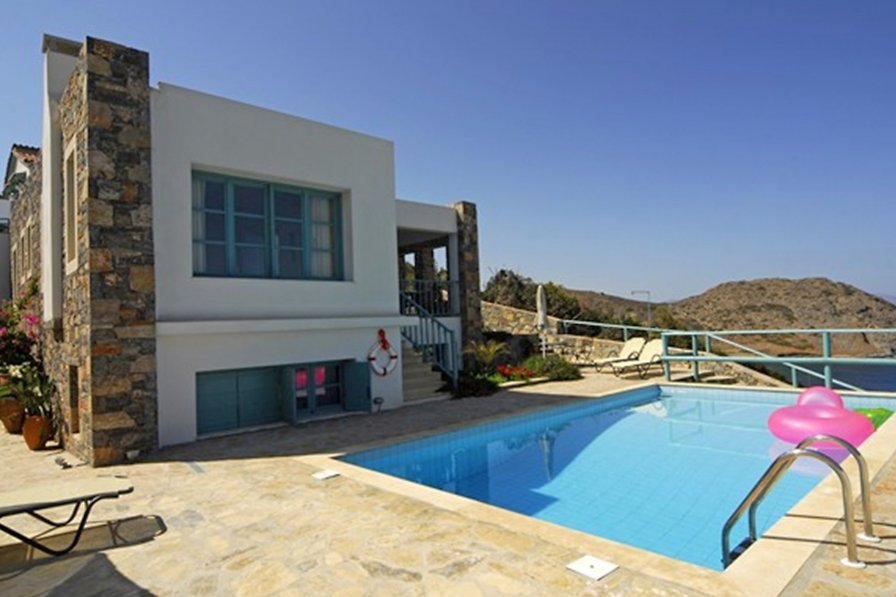 Villa in Greece, Agios Nikolaos