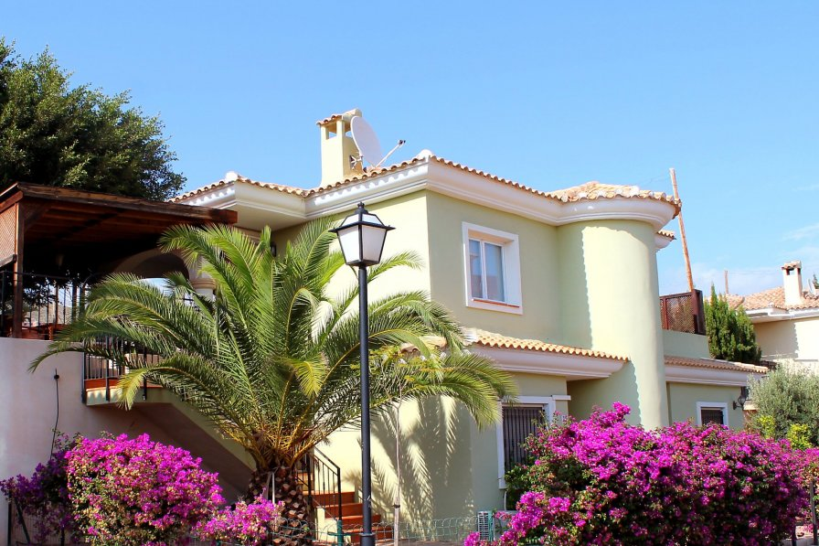 Villa in Spain, Bonalba Golf Resort