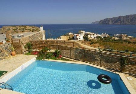 Villa in Agios Nikolaos, Crete