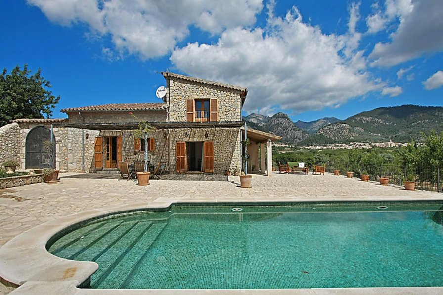 Villa in Spain, Selva