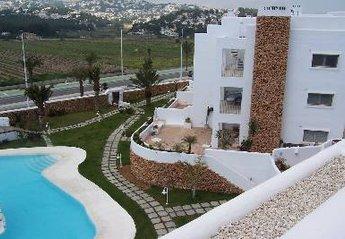 Apartment in Spain, Moraira Town: THE CLUB MORAIRA COMPLEX
