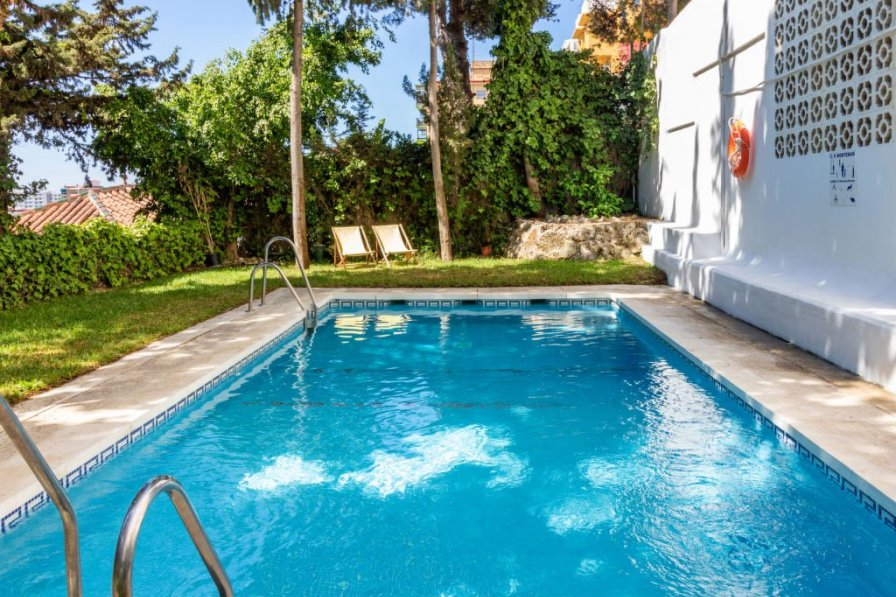 Holiday apartment in Torremolinos with swimming pool