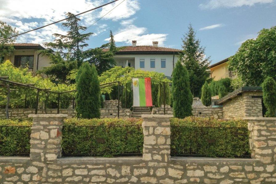 Villa with swimming pool in Balchik