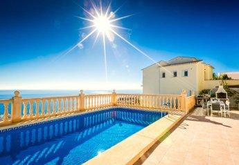 4 bedroom House for rent in Moraira