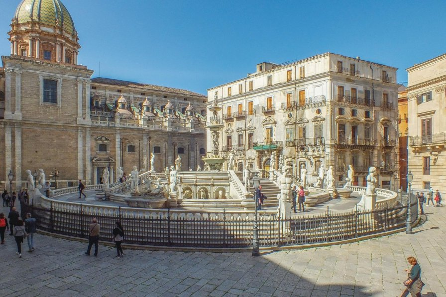 Villa in Italy, Palermo