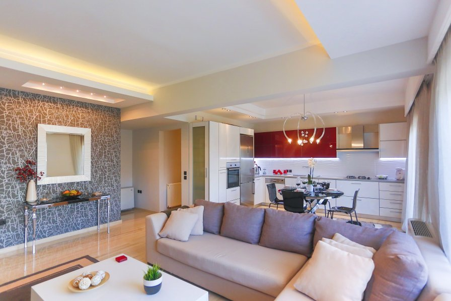 Angel's City Luxury Apartment in Rhodes