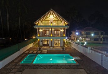 4 bedroom Villa for rent in Goa