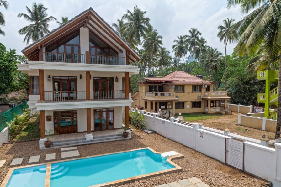 Villa in India, Goa
