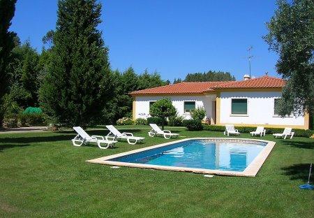 Villa in Fungalvaz, Portugal