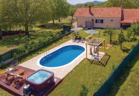 Villa in Nevest, Croatia