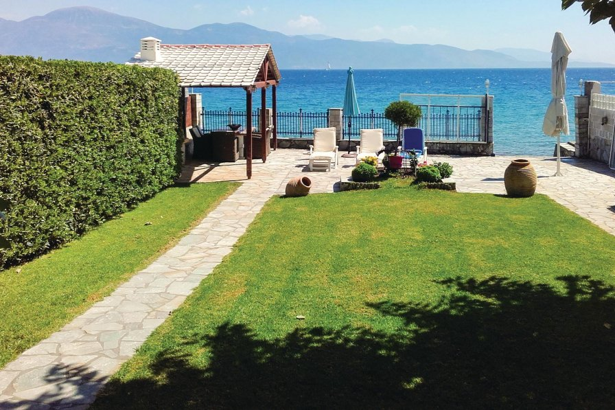 Peloponnese villa to rent
