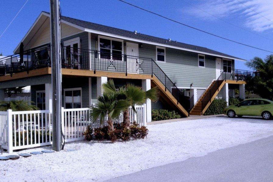 Apartment in USA, Holmes Beach