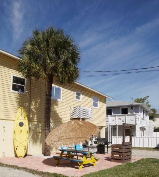 Apartment in USA, Holmes Beach