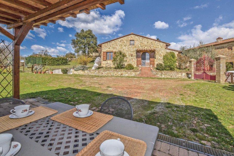 Villa in Italy, Murlo