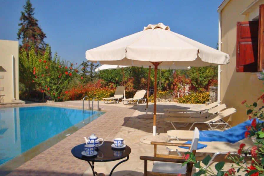 House in Greece, Douliana