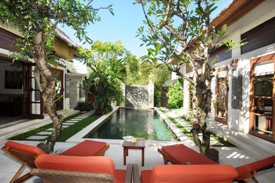 Villa To Rent In Sanur Bali With Private Pool 257225