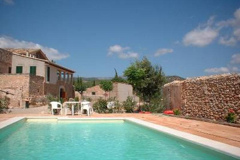 Consell Spain  city photo : Country house to rent in Consell, Majorca with private pool | 25725