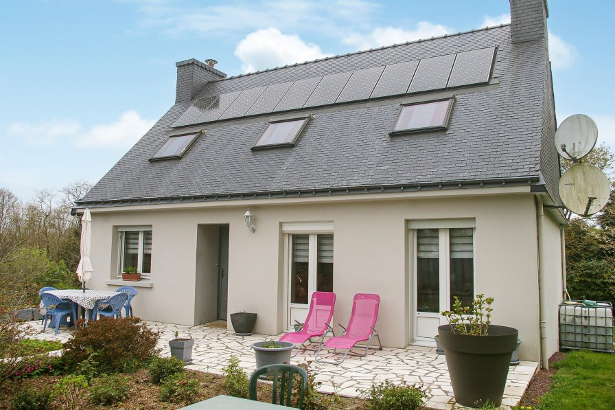 Plouay villa to rent