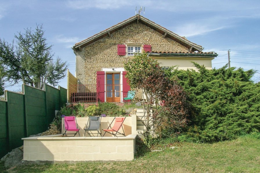 Villa in France, Lahitte-Toupière
