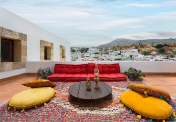 3 bedroom House for rent in Lindos