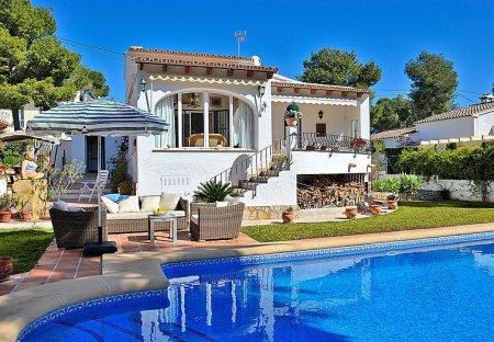 Villa in Moraira, Spain