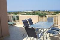 Apartment in Cyprus, Kapparis: Veranda