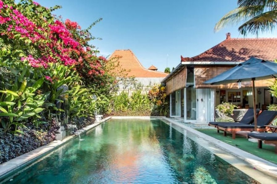Villa in Indonesia, Sanur