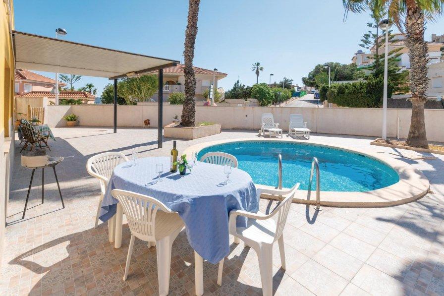 Villa in Spain, La Manga del Mar Menor