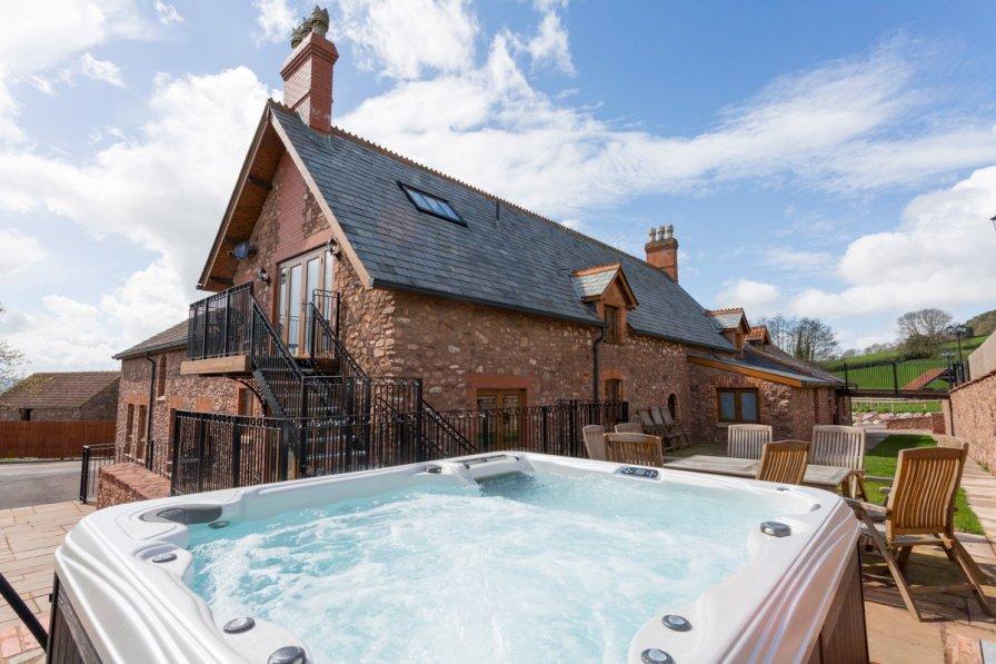 Cottage in United Kingdom, West Bagborough