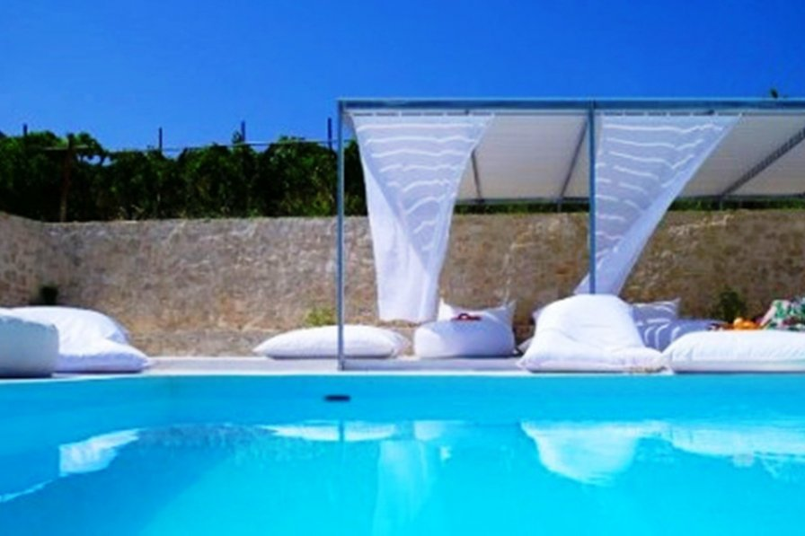 Pervola Petit hotel- Maisonettes A & B combined- up to 8 persons