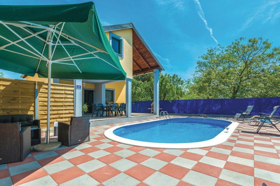 Villa in Croatia, Donje Raštane