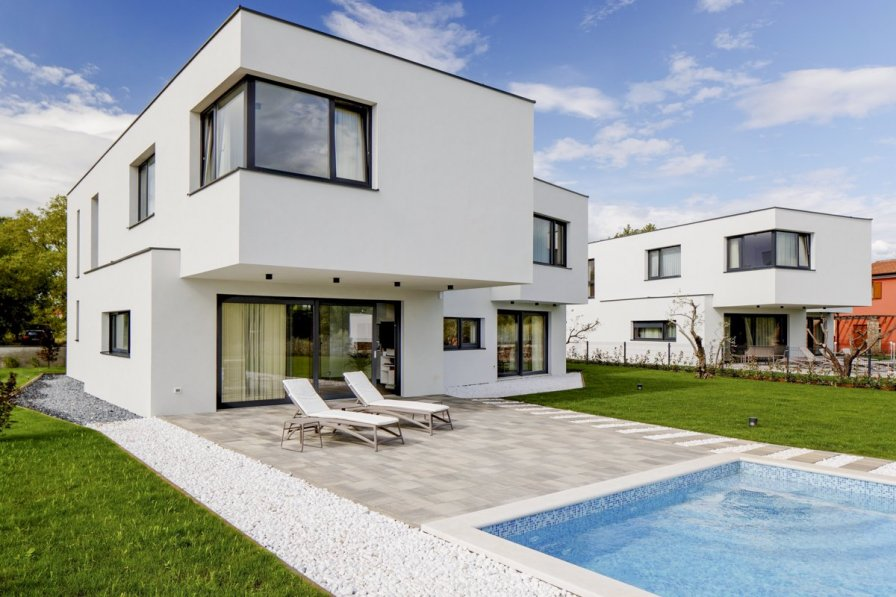 Villa in Croatia, Bužinija
