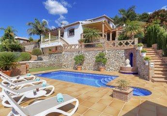 3 bedroom Villa for rent in Frigiliana