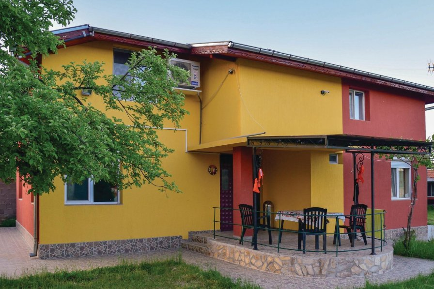 Holiday villa in Dragoynovo with shared pool