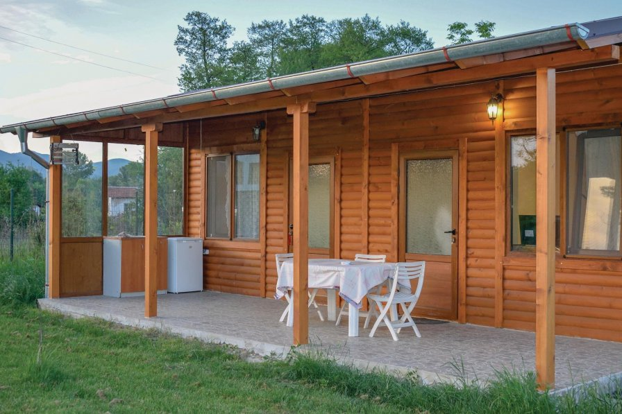 Villa rental in Pavel Banya with shared pool