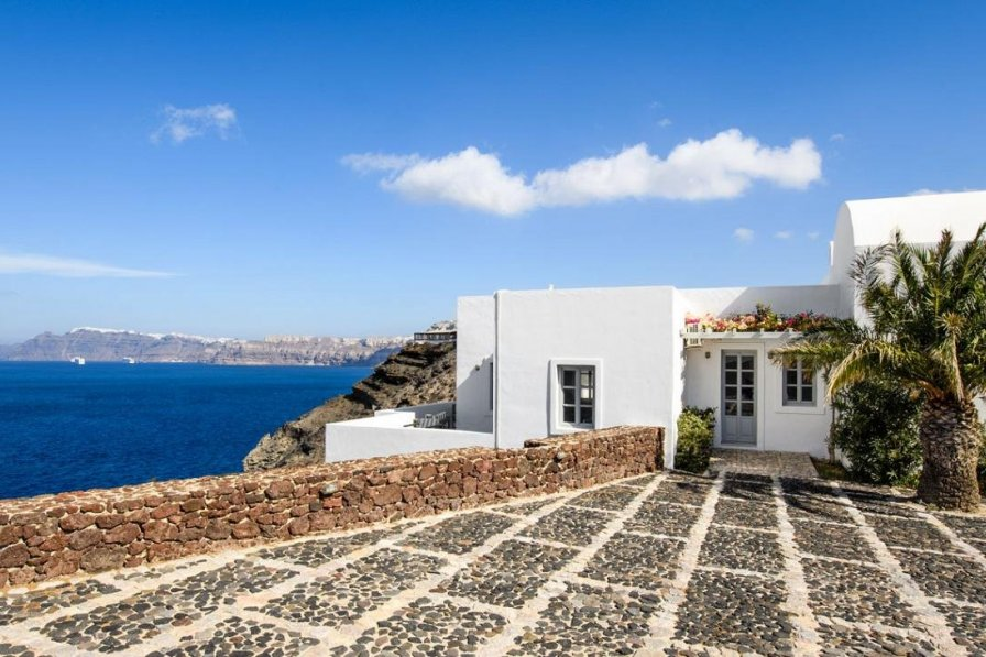 Villa to rent in Santorini