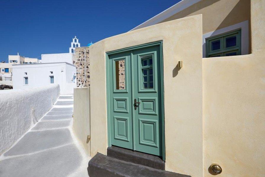 Santorini holiday villa rental
