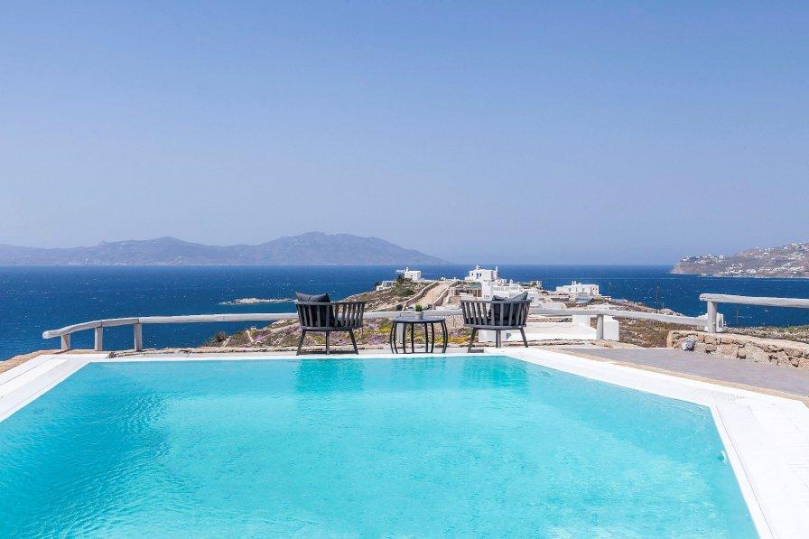 Villa rental in Mykonos