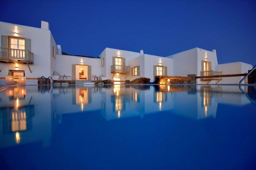 Holiday villa in Mykonos