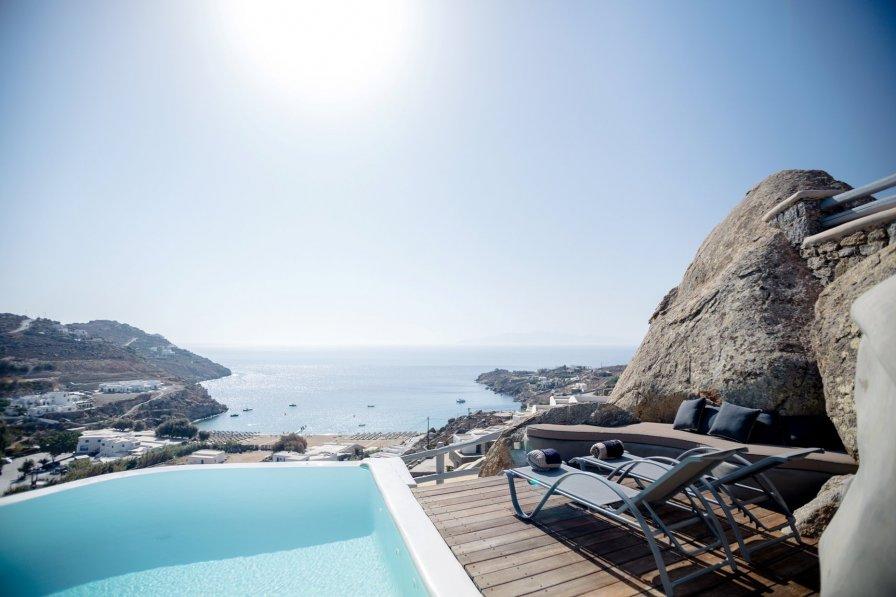 Villa to rent in Mykonos