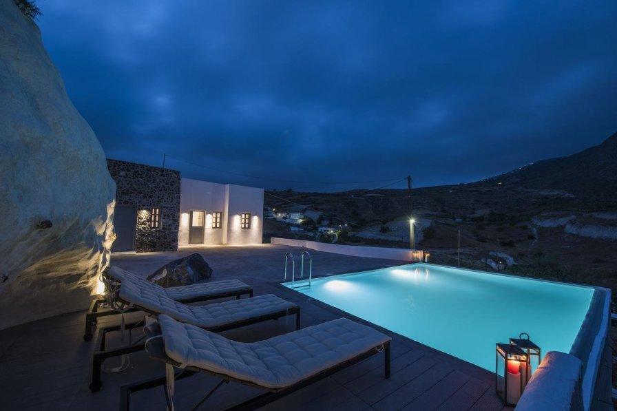Villa in Greece, Santorini
