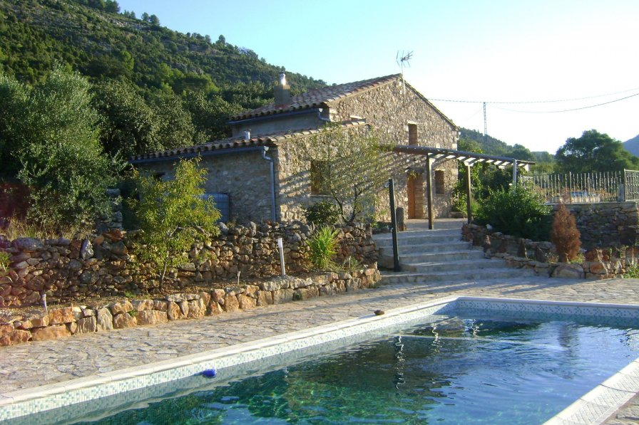Farm house in Spain, Culla