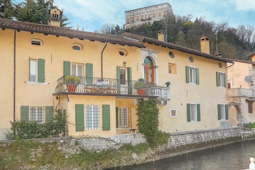 Villa in Italy, Polcenigo